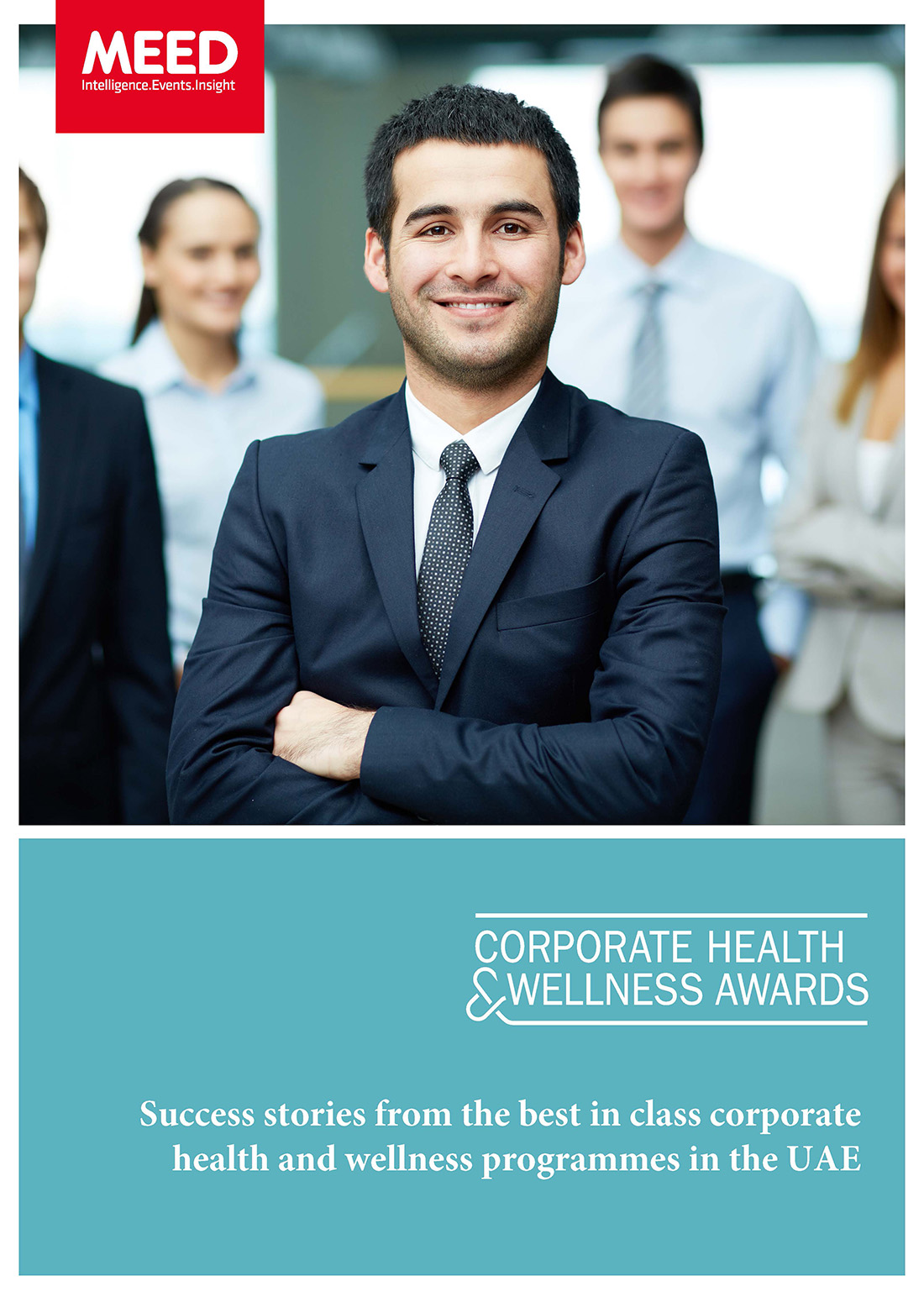 Corporate Health Case studies from past winners